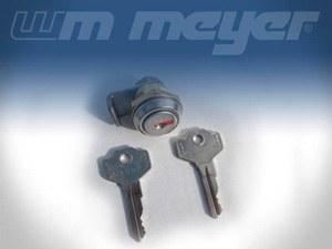 Schlüssel und Zylinder