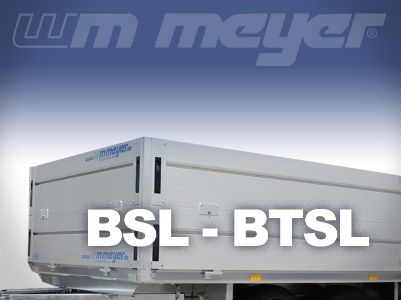 Bordwanderhöhung BSL - BTSL