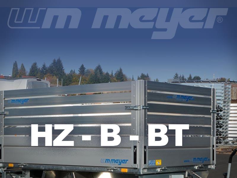 Laubaufsätze HZ - B - BT