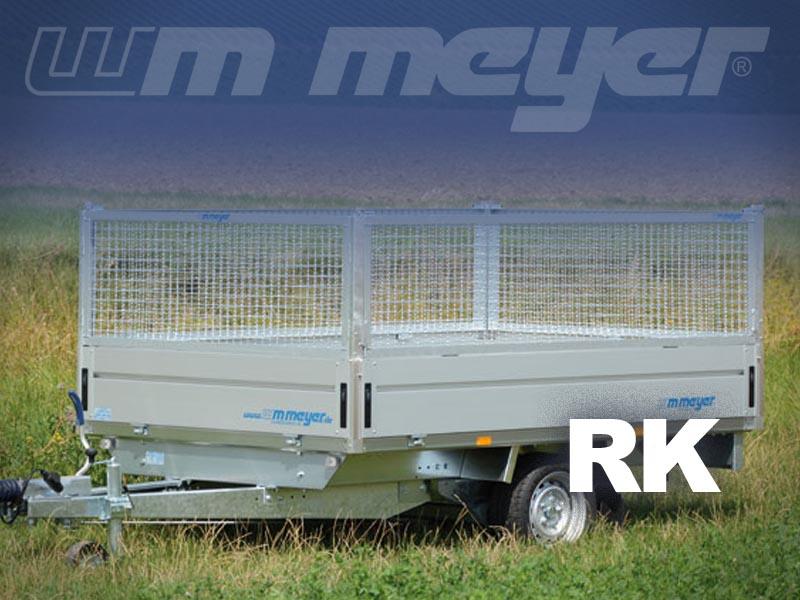 Stahlgitteraufsätze RK       600mm hoch
