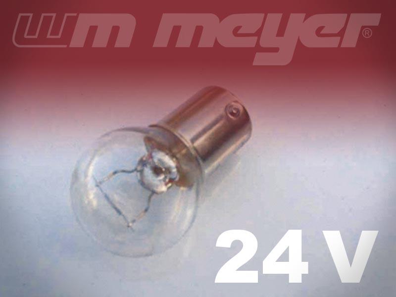 Kugelbirnen 24V