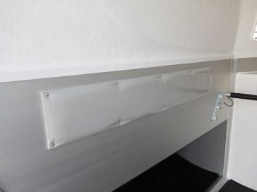Seitenpolster PVC