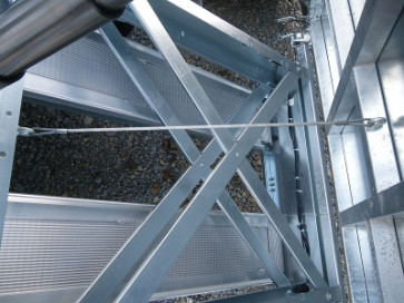 Seil für Kippsicherung 930mm wm meyer