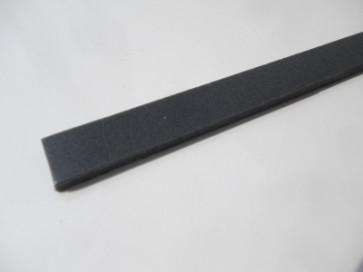 Vorlegeband 15x3 anthrazit