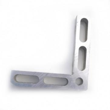 Winkelprofil für Alu Spriegel 25mm