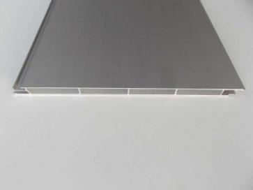 Bordwand Zwischenprofil 370x18 Fix:990mm eloxiert SNAP LOCK wm meyer