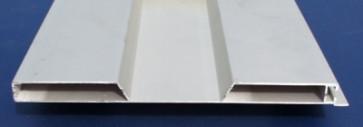 Bordwand ohne Anschlag 400mmx25mm eloxiert wm meyer