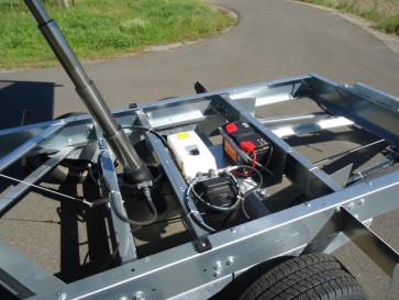 Hydraulisch-Elektrische Nachrüsteinheit für HKDR 3027/170