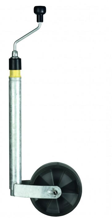 Stützrad 48mm mit integrierter Stützlastanzeige