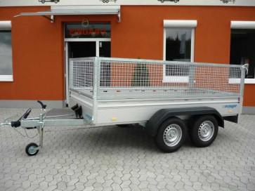 Stahlgitteraufsatz für Kastenanhänger HZ-B-BT..25/126