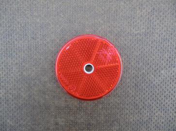 Strahler rot rund