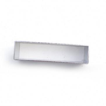 Spriegellatten-Profil 97mmx25mm roh wm meyer