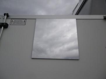 Innenspiegel für Sattelkammertür
