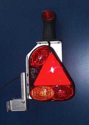 AK-Leuchtenträger Rechts kpl.