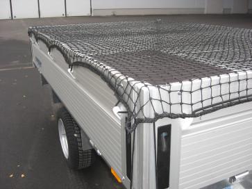Ladungssicherungsnetz 5000 x 3000 mm Schwarz wm meyer