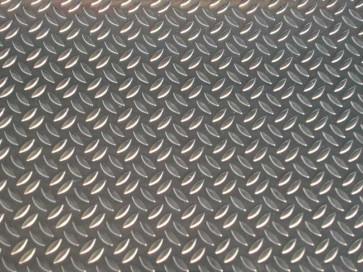 Riffelblech ALU Gerstenkorn 7500x2500x2,7/3,2