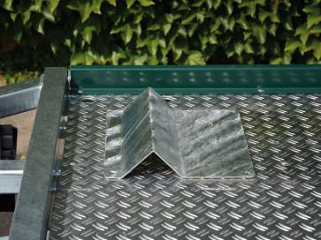 Anfahrkeil verstellbar für Metallböden
