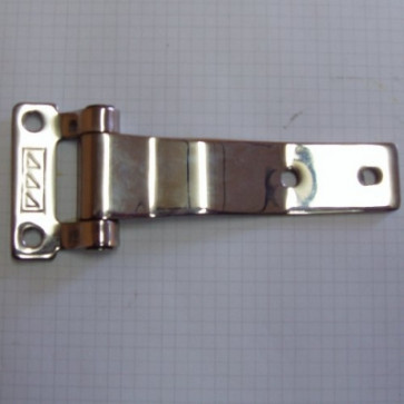 Türscharnier Edelstahl 144x60mm