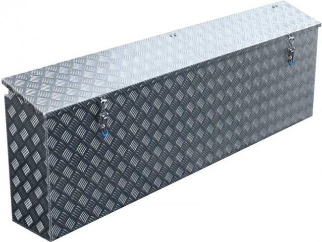 staubox alu riffelblech bxtxh 1000x220x400mm 6910351 ersatzteil f. Black Bedroom Furniture Sets. Home Design Ideas