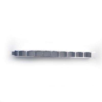 alu boden geriffelt 250mmx21mm roh 3551058 ersatzteil f. Black Bedroom Furniture Sets. Home Design Ideas