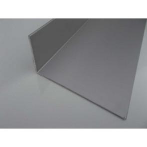 Winkel-Profil 250x50x4,5 eloxiert