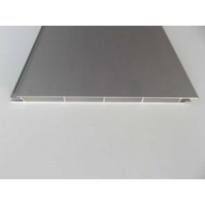 Bordwand Zwischenprofil 370x18 Fix:1700mm eloxiert SNAP LOCK wm meyer