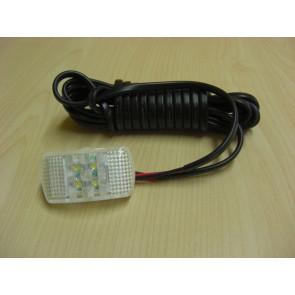 Positionsleuchte LED weiß mit Kabel 5m ab 2011