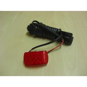Positionsleuchte LED rot mit Kabel 5m ab 2011