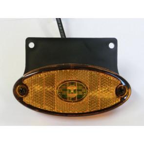 Seitenmarkierungsleuchte LED mit Kabel 0,25m DC