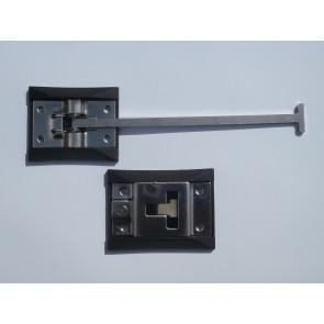 Türfeststeller automatisch VA2 180mm