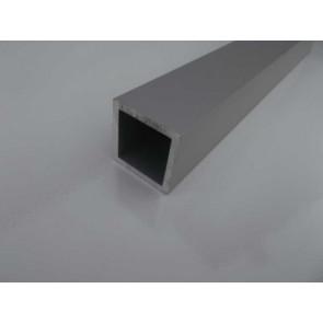 Vierkantrohr 20x20x2 eloxiert
