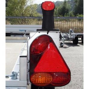 AP-Leuchtenträger Rechts kpl.
