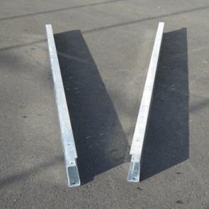 V-Deichsel WM C100 2500 mm 2000 kg