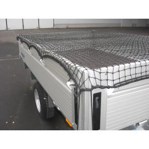 Ladungssicherungsnetz 4000 x 3000 mm Schwarz wm meyer