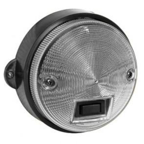 Innenleuchte 160 mm Durchmesser mit Kabel 2,5m DC