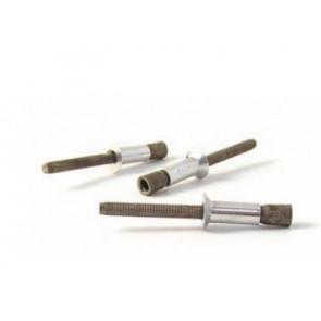 Stahlnieten Senkkopf 6,8mm